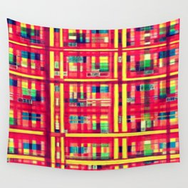 The Autumn Plaids 2016 Wall Tapestry