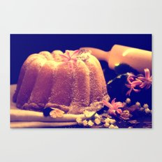 Mother's Day Cake Canvas Print