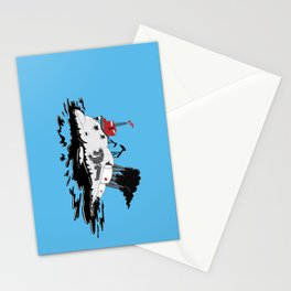 Offshore Dolphin Drilling Stationery Cards