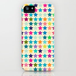 Star Lab Colors  iPhone Case
