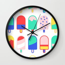 Summer! Wall Clock