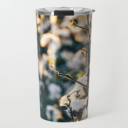 Cotton Field 21 Travel Mug