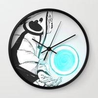 naruto Wall Clocks featuring Naruto by Iotara