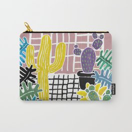 Cacti & Succulent Greenhouse Carry-All Pouch