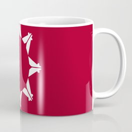 flag of Lakota Coffee Mug
