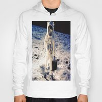 lawyer Hoodies featuring Astronaut lawyer  by Life.png