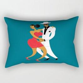 Last Tango in Cuba Rectangular Pillow