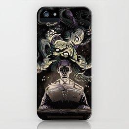 The Summoner iPhone Case