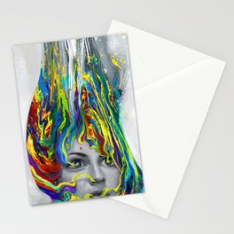 Psychedelics Stationery Cards