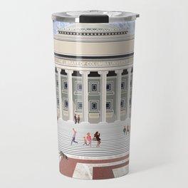 COLUMBIA UNIVERSITY Travel Mug