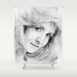 sweet lady jane... Shower Curtain