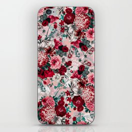 EXOTIC GARDEN XIV iPhone Skin