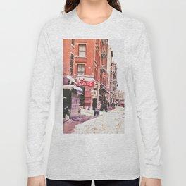 New York City Snow Soho Long Sleeve T-shirt