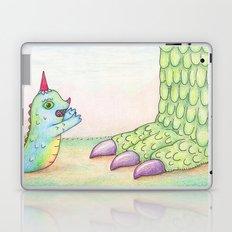 Wormrah the 'giant' monster. Laptop & iPad Skin