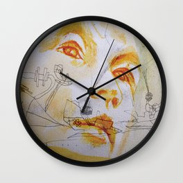 SPACE CONTROL Wall Clock