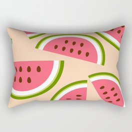 Watermelon pattern Rectangular Pillow