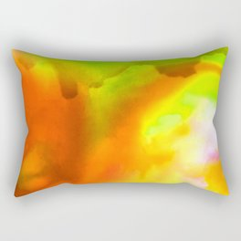 Abstract Bliss 1H by Kathy Morton Stanion Rectangular Pillow