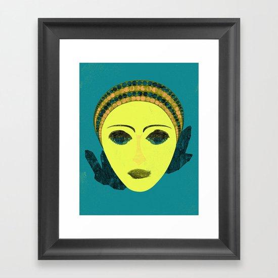 calipso Framed Art Print