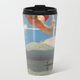 #73 Metal Travel Mug