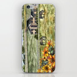 The Horse Ranch iPhone Skin