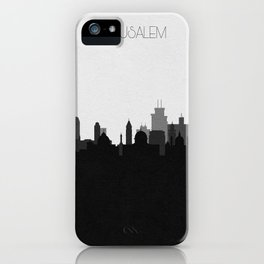 City Skylines: Jerusalem iPhone Case