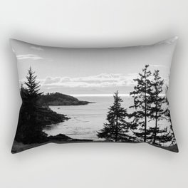 Sooke view Rectangular Pillow