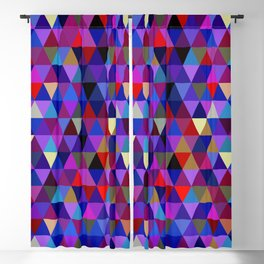 Abstract #212 Blackout Curtain
