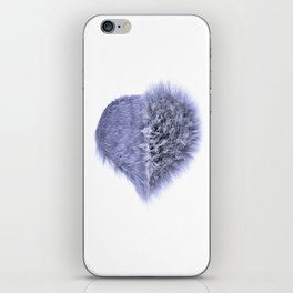 Messy Heart iPhone Skin