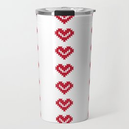 HEARTS VALENTINES Travel Mug