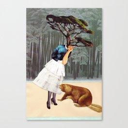 stop it! Canvas Print