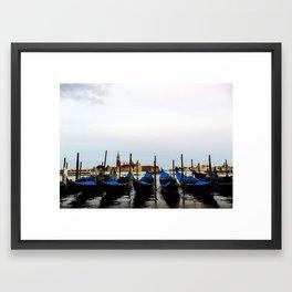 condalas Framed Art Print
