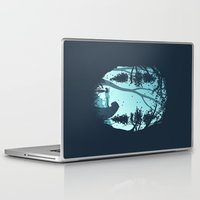 chihiro Laptop & iPad Skins featuring Lonely Spirit by filiskun