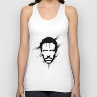 house Tank Tops featuring House by Durro