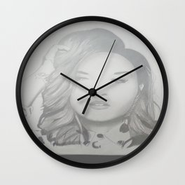Hey Demi ! Wall Clock