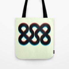 3d && Tote Bag