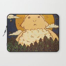 Giant Stuffed Sheep Laptop Sleeve