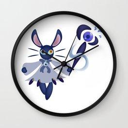 Rabbit Water Mage Wall Clock