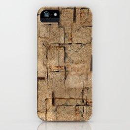 Cuts 3 iPhone Case