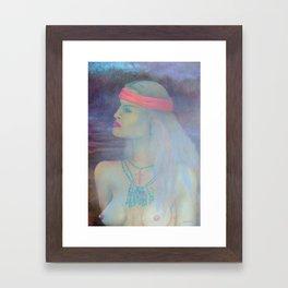 Art Prints of Santa Fe NM Framed Art Print