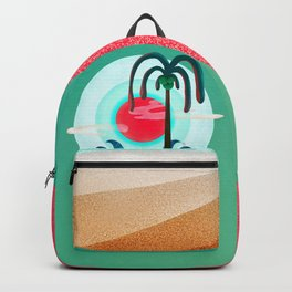 064 - Sunny chic island Backpack