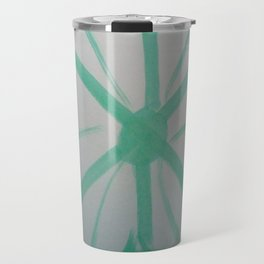 The Fractal Tessellated Labyrinth 138 Dimensions Travel Mug