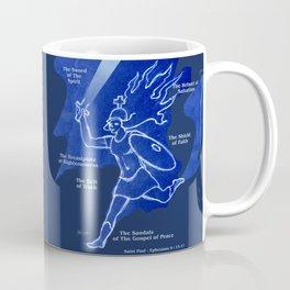 Warrior Girl 5 Coffee Mug