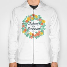 Floral Wildness Hoody