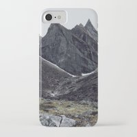 lotr iPhone & iPod Cases featuring Arrigetch by Kevin Russ