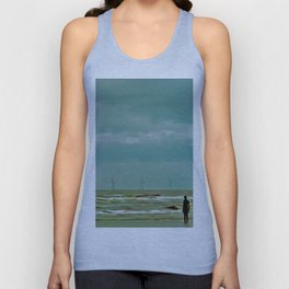 By the Sea Unisex Tank Top