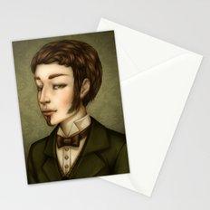 Vampire Gentleman Stationery Cards