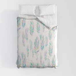 Fluffy feathers Comforters