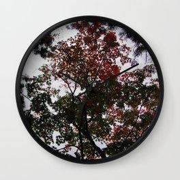 Art Drops in the Air (Japan) Wall Clock