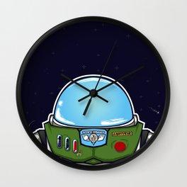 Infinity & Beyond Wall Clock
