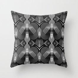 Art Deco. Diva 27 . Throw Pillow